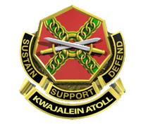 USAG Kwajalein-Atoll logo