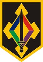U.S. Army Fort Leonard Wood logo