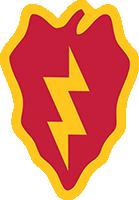 25th Infantry Division logo