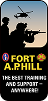 Fort A.P. Hill logo