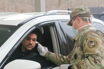 West Point implements screenings at gates to combat COVID-19