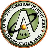 CIO/G-6 logo