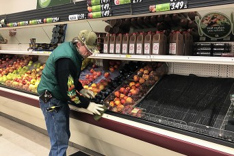 DeCA, West Point Commissary adjust shopping limits, implement other changes
