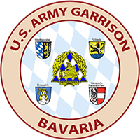 USAG Bavaria logo