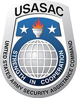 USASAC logo