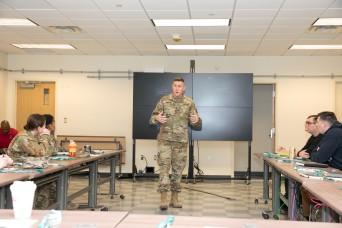 501st Military Intelligence Brigade Trains SHARP Ambassadors