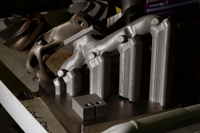 3-D steel printing at forefront of modernization, readiness