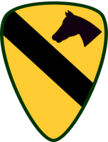1st Cavalry Division logo