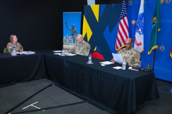 In second online forum on COVID-19, Fort Benning leaders outline further precautions