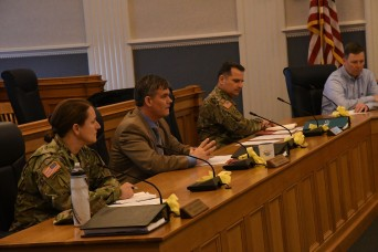 Fort Drum and Northern New York community leaders unified in fight against COVID 19