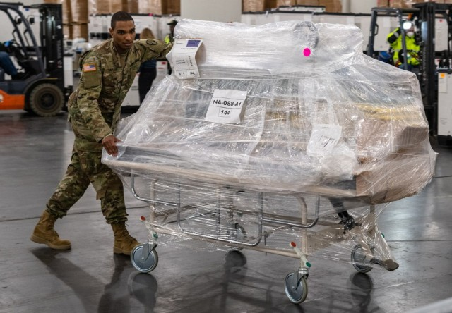 NY National Guard doubles force responding to COVID-19
