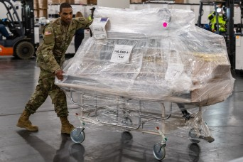 NY National Guard doubles down on COVID 19 response