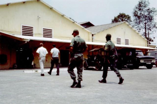 Origin of U.S. commissaries in Vietnam date back to 1959