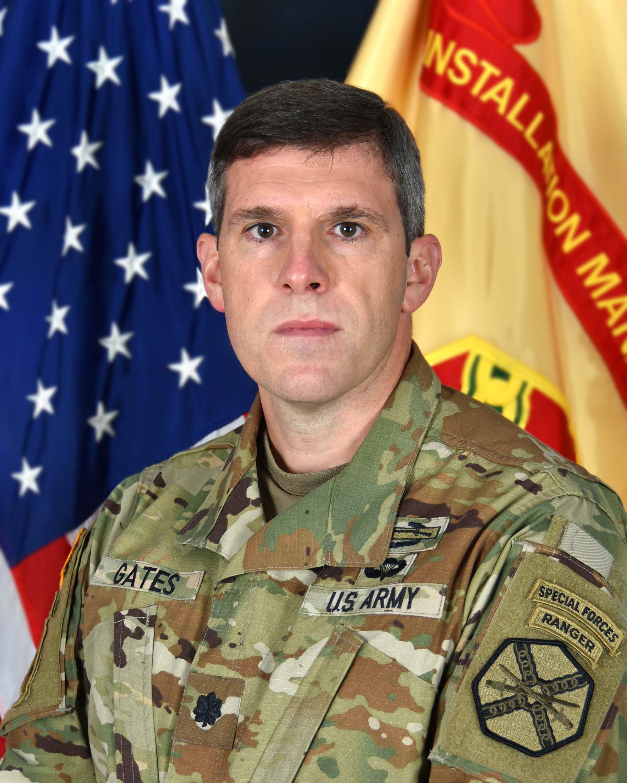 Lt. Col. Michael E. Gates
