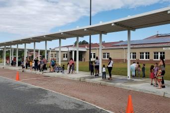 Fort Stewart School Meal Program eases burdens on families