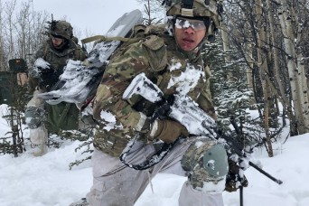 New incentive pay encourages Soldiers to serve in Alaska