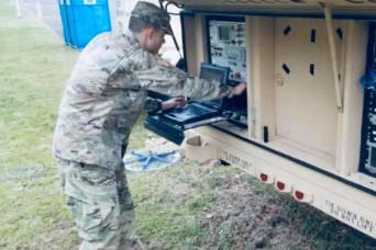 Fort Stewart Soldiers respond to COVID-19