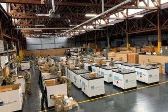 Materiel enterprise supports DOD, civil authorities COVID-19 response