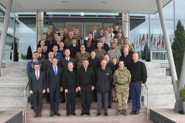 10th AAMDC DCO assumes chairmanship on NATO PAMD