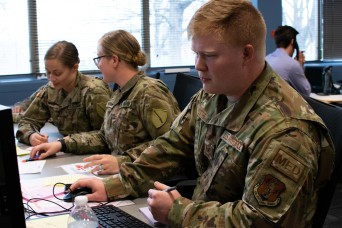Kentucky National Guard answers the call in COVID-19 response