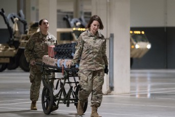 250-patient Army field hospital in Seattle expected to op...