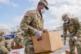National Guard COVID-19 response grows to 20,000 troops