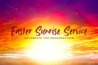 UPDATE: No communion at 'drive-in' Easter service April 12