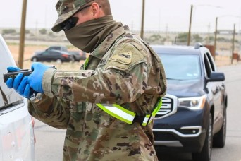 U.S. Army issues guidance for the use of cloth face coverings