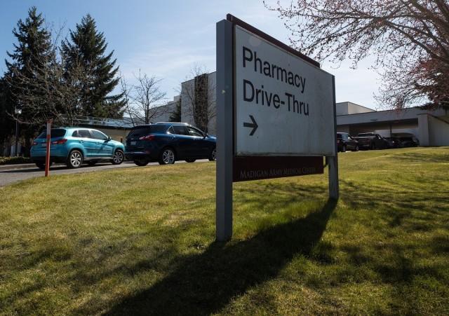Madigan Pharmacy Drive-Thru
