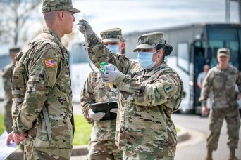 Army still 'open for business' as it adjusts to coronavirus outbreak