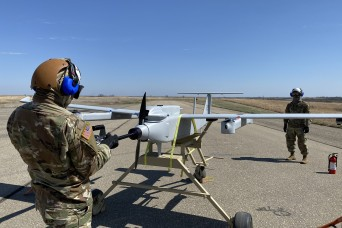Fort Riley Brigade Combat Team kicks off Unmanned Aircraft System Assessment