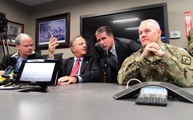 Fort Knox tests energy resilience
