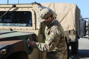 Soldier's COVID-19 recovery shows value of early response measures