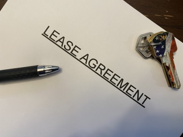 Help available for Soldiers locked into lease agreements