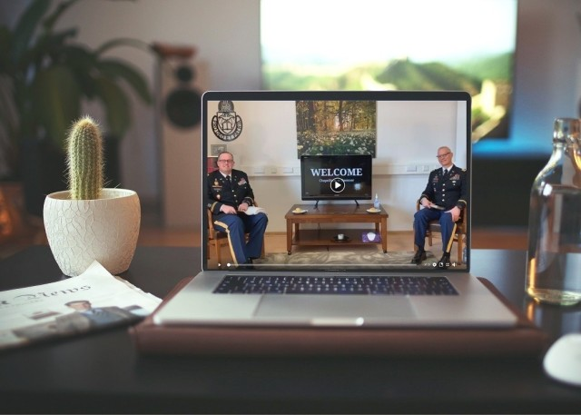 Chaplains virtually bolster resiliency in the midst of COVID-19