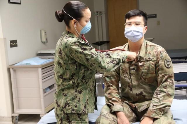 Army, Navy medical partnership