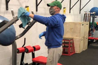 Fort Greely Fitness Center honors commitment to mission
