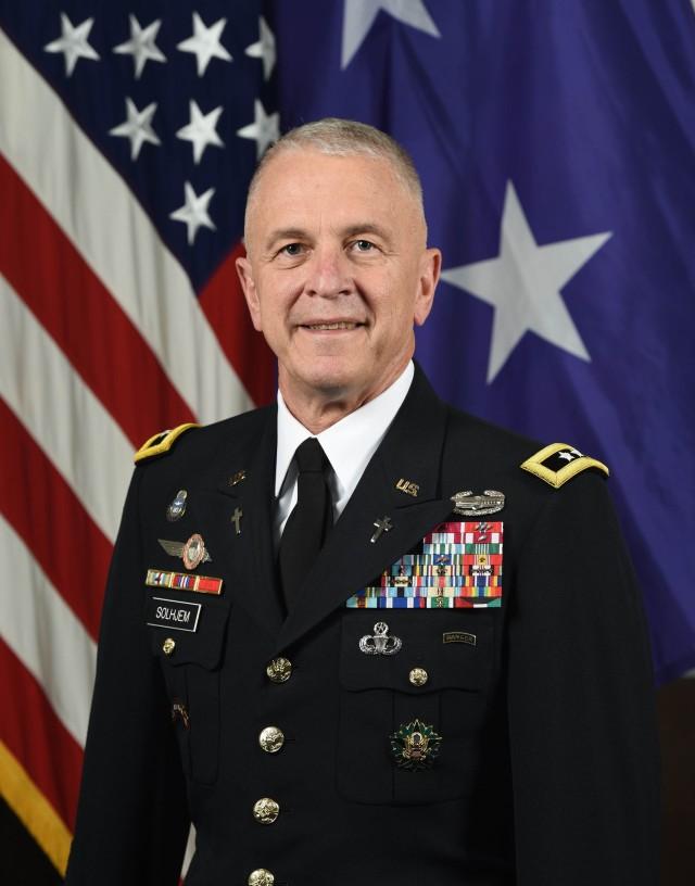 Chaplain (Maj. Gen.) Thomas L. Solhjem