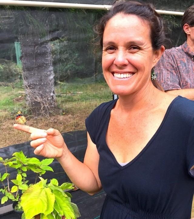 U.S. Army team resurrects endemic Hawaii Island plant (An Earth Day story)