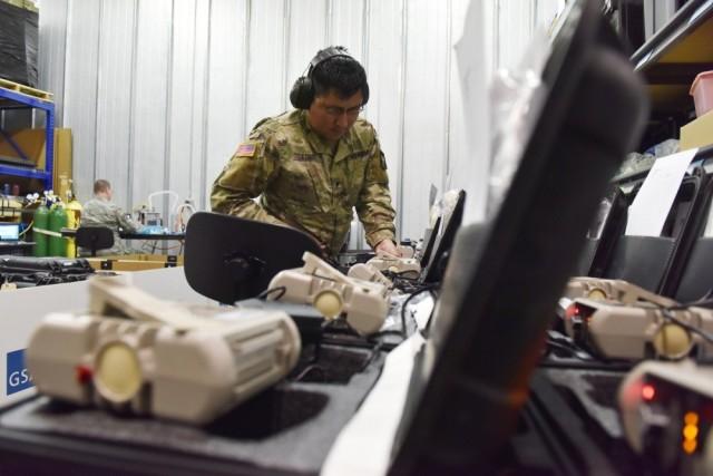 Army Prepares Ventilators for Activation