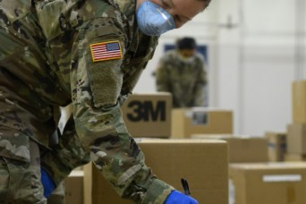Army Logisticians Working with Government Task Forces Are Making a Difference