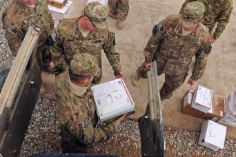 Soldiers reminded to exercise ethical responsibilities during pandemic