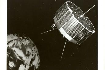 Satellite Development at Signal Corps Laboratories