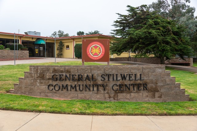 The General Stiwell Community Center, a memorialized building at Ord Military Community.