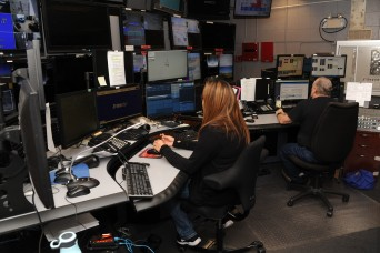 Yuma Proving Ground 911 Operators are the lifeline between you and help