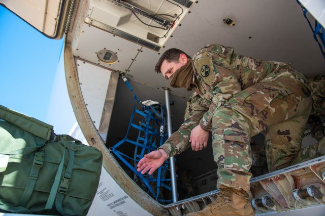 Forney Airfield a vital resource in safely conducting Fort Leonard Wood's training mission