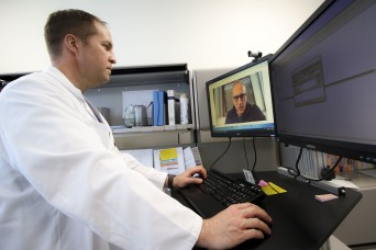 Coronavirus pandemic spurs increase in telemedicine