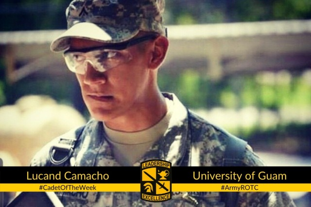 Cadet of the Week