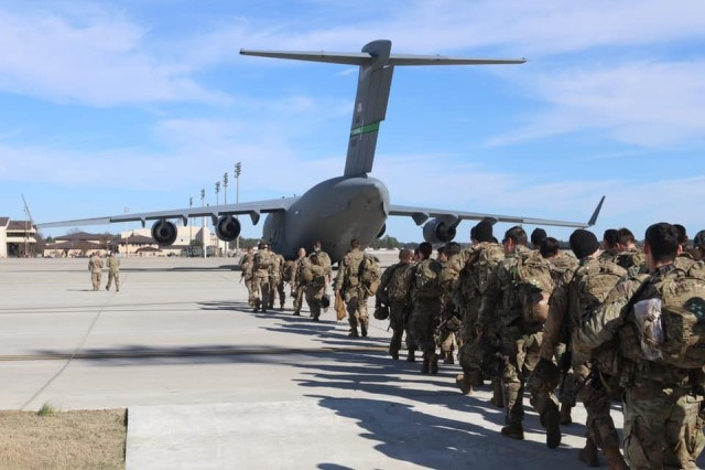 82nd Deployment