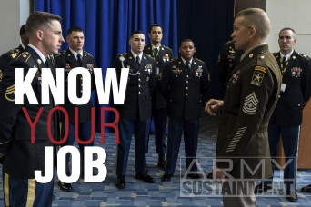 Know Your Job: An Interview with Sgt. Maj. of the Army Michael Grinston